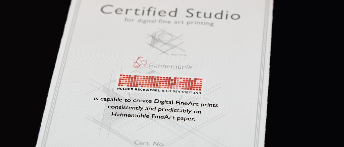 Permalink auf:Hahnemühle certified studio